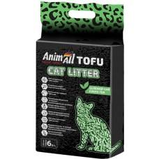 AnimAll Tofu соевый наполнитель с ароматом зеленого чая