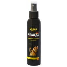 AnimAll спрэй защита от царапанья для кошек