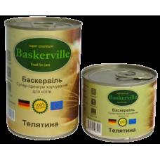 Baskerville для кошек (телятина)