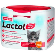 Beaphar Lactol Kitty Milk - заменитель молока для котят