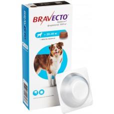 Bravecto Бравекто жевательная таблетка от блох и клещей для собак весом 20-40 кг