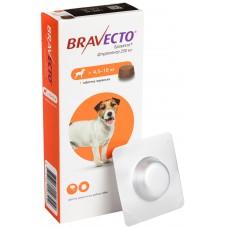 Bravecto Бравекто жевательная таблетка от блох и клещей для собак весом 4,5 - 10 кг