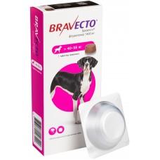 Bravecto Бравекто жевательная таблетка от блох и клещей для собак весом 40-56 кг