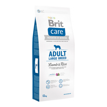 Brit Care Adult Large Breed (ягненок и рис)