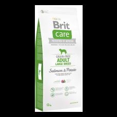 Brit Care Grain Free Large Breed (лосось и картофель)