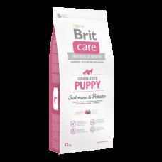 Brit Care Grain Free Puppy (лосось и картофель)