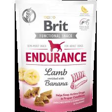 Brit Functional Snack Endurance  Лакомство для активных собак