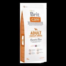Brit Care Adult Medium Breed (ягненок и рис)
