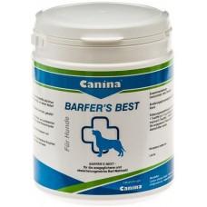 Canina Barfers Best при натуральном типе кормления (порошок)