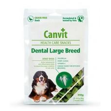 Canvit Dental Large Breed (без зерна с уткой)