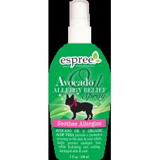 Espree Avocado Oil Allergy Relief Spray Успокаивающий спрей