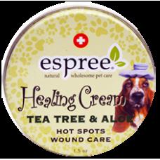 Espree Healing Cream Tea Tree & Aloe Заживляющий крем для лапок