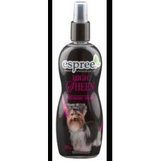 ESPREE High Sheen Finishing Spray Спрей с интенсивным блеском для собак
