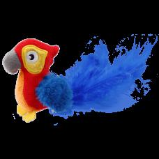 GiGwi  Melody Chaser Попугай с датчиком касания и звуковым чипом