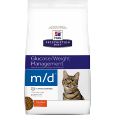 Hill's PD Feline M/D Weight Management (с курицей)