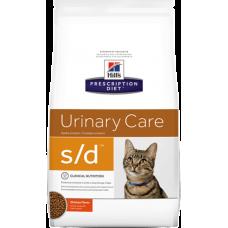 Hill's PD Feline S/D Urinary Care (с курицей)
