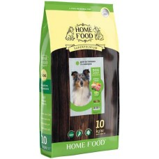 Home Food Adult Medium/Maxi для взрослых активных собак и юниоров средних и крупных пород (ягненок и рис)