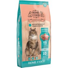 Home Food Cat Adult для кастрированных/стерилизованных (кролик и клюква)