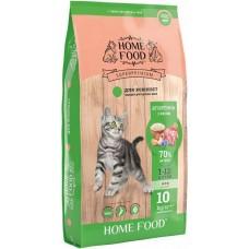 Home Food Kitten для котят (ягненок и рис)