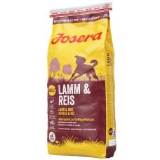 Josera Dog Lamb & Rice (ягненок и рис)