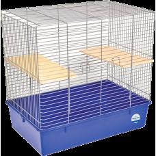Клетка ШИНШИЛЛА для шиншилл, размер - 70х44х66