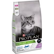 Purina Pro Plan Cat Sterilised Senior Turkey (с индейкой)