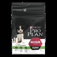 Purina Pro Plan Puppy Medium Optistart (курица)