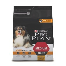 Purina Pro Plan Dog Adult Medium OptiBalance