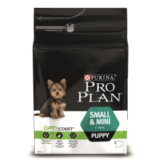 Purina Pro Plan Puppy Small and Mini OptiStart (курица и рис)