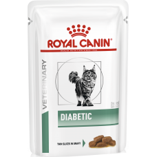 Royal Canin Diabetic Feline Pouches