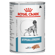 Royal Canin Hypoallergenic Canine Cans