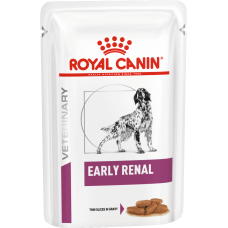 Royal Canin Early Renal Canine (кусочки в соусе)