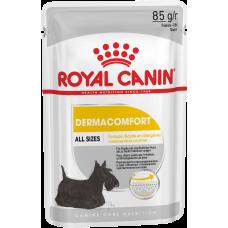 Royal Canin Dermacomfort в паштете