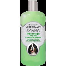 SynergyLabs Veterinary Formula Тройная сила шампунь для собак и кошек