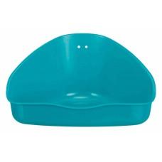 Trixie Угловой туалет для грызунов мелких размеров