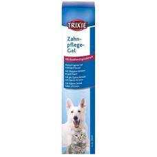 Trixie Зубной гель со вкусом мяса для собак и кошек